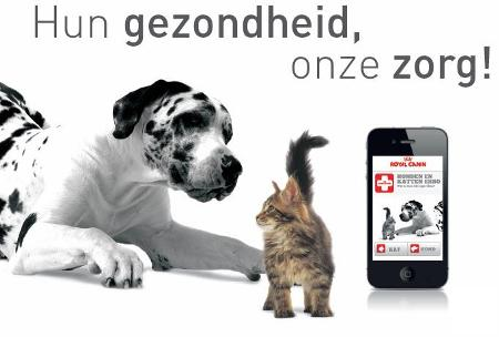 Royal Canin EHBO App