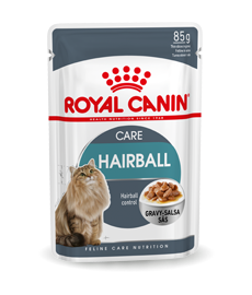 Hairball Care in Gravy