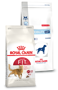 ROYAL CANIN<sup>®</sup><br> Producten