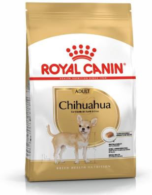 Ontdek onze unieke voeding voor de Chihuahua