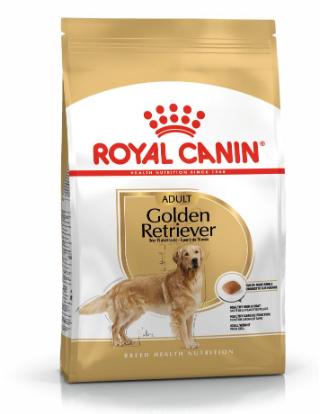 Ontdek onze unieke voeding voor de Golden Retriever
