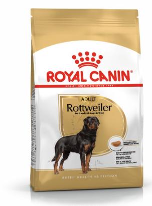 Ontdek onze unieke voeding voor de Rottweiler