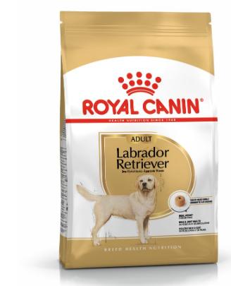 Ontdek onze unieke voeding voor de Labrador Retriever
