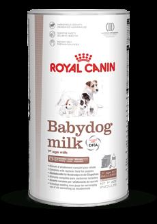 Babydog Milk - pups vanaf geboorte tot spenen