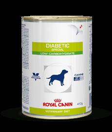 Diabetic Special Low Carbohydrate (blik)
