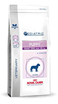 Giant Dog Puppy - van 2 t/m 8 maanden