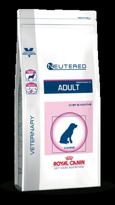 Medium Dog Neutered Adult - vanaf 12 maanden