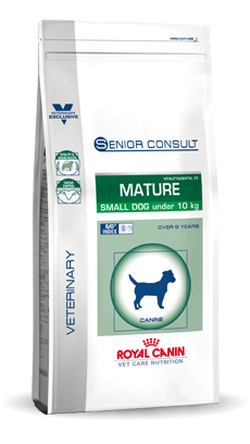 Small Dog Senior Consult Mature - vanaf 8 jaar