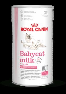 Babycat Milk - van de geboorte tot het spenen