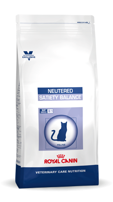 Neutered Satiety Balance - tot 7 jaar