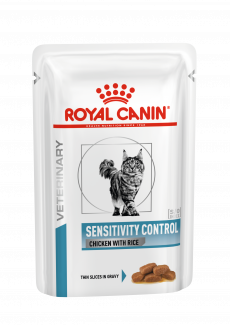Sensitivity Control (kip met rijst - natvoer)