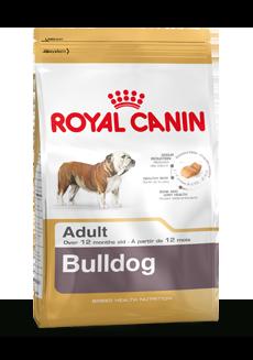 Ontdek onze unieke voeding voor de Bulldog
