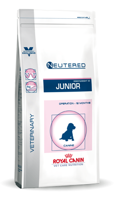 Medium Dog Neutered Junior