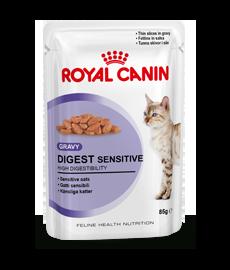Digest Sensitive in Gravy