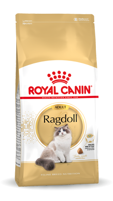 Ontdek onze unieke voeding voor de Ragdoll