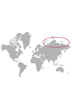 Noord-Europese-Aziatische Poolgebied