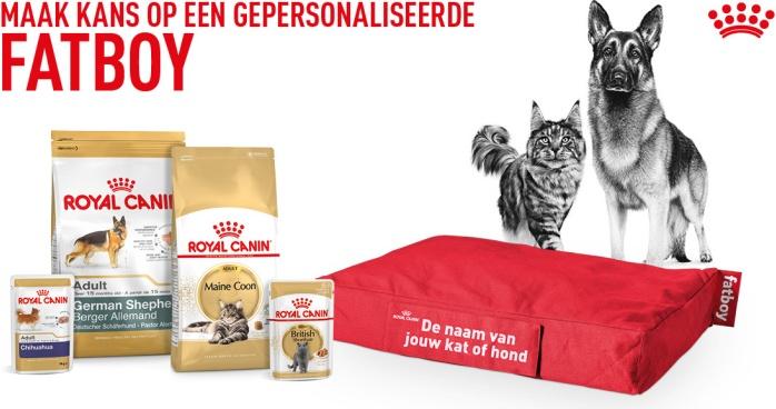 Royal Canin Winactie